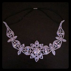 Accessories - Decorative Crystal Headband